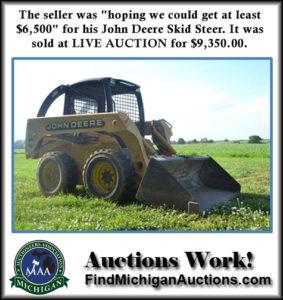 AuctionsWork_JDskidsteer