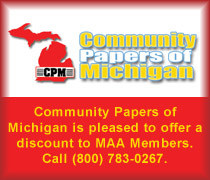 Community Papers of Michigan