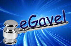 Top Header eGavel Newsletter